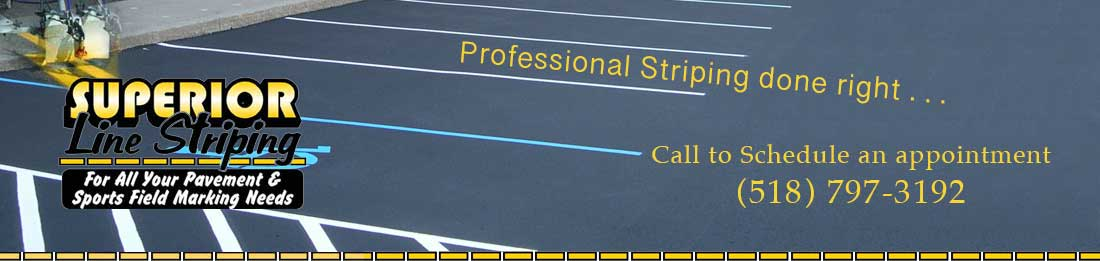 Superior Line Striping