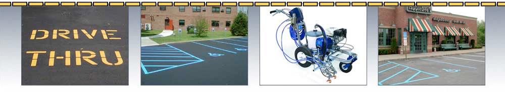 Superior Lines, Line Striping and sealcoating